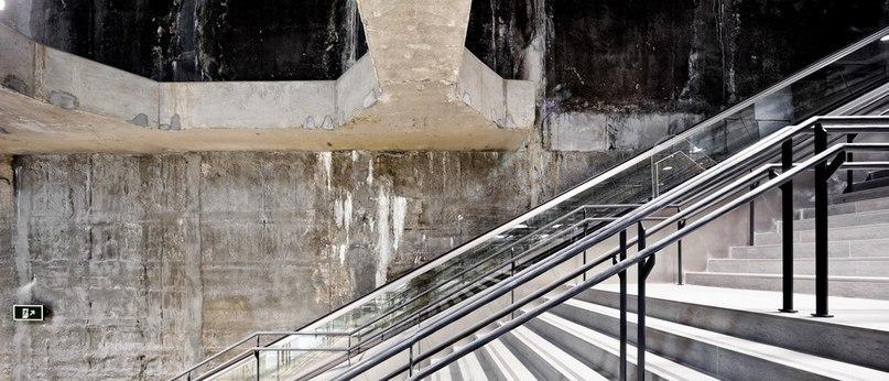Часть 1. Три станции метро в Барселоне Проект