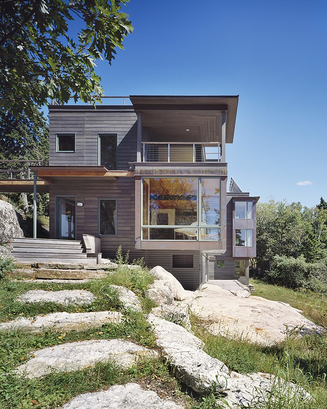 Ledge House / Theodore   Theodore Architects