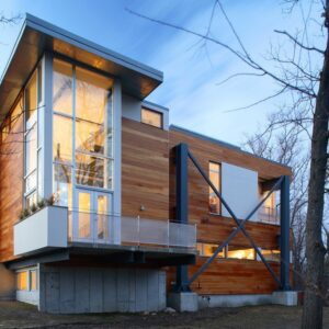 Big Dig House /Single Speed Design