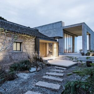 Rural House Renovation in Zhoushan / Evolution Design
