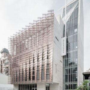 Tainan Tung-Men Holiness Church in Tainan, Taiwan by MAYU architects