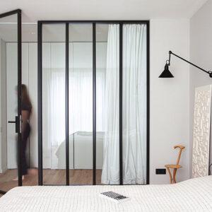 Светлая современная квартира в стиле уютный минимализм в Санкт-Петербурге от студии JUICY FLAT    02