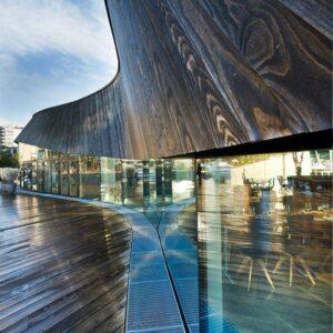 Restaurant Onda   Alliance arkitekter   Mapt