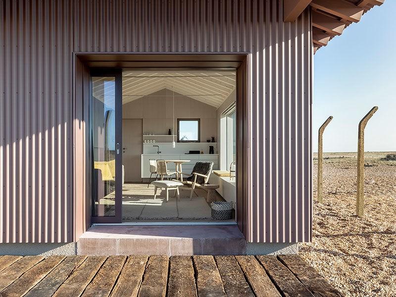 Компактный модульный дом рядом с пляжем в графстве Кент    01